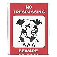 デザインマウスパッド 抗菌 犬注意