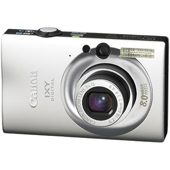 Canon デジタルカメラ IXY (イクシ) DIGITAL 20 IS(ホワイト) IXYD20IS(WH)