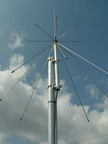 Sirio Antenna Sirio SD 1300 N 25 Mhz- 1.3 Ghz Discone Wide Band Antenna