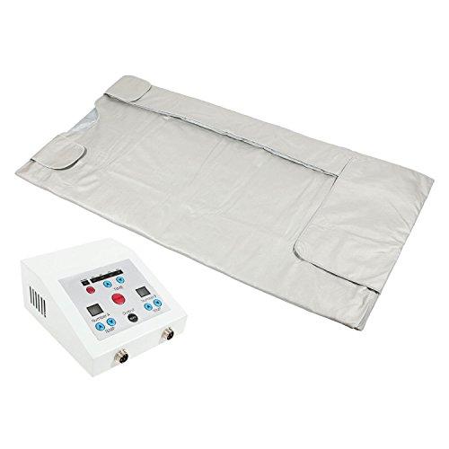 Gizmo Supply Digital Sauna Blanket with 2 Zone Controller