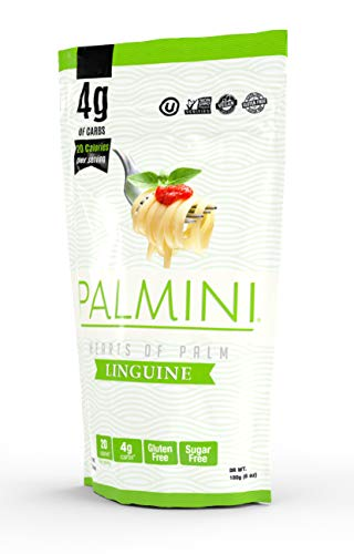 Palmini Low Carb Pasta   4g of Carbs   12 Oz. Pouch