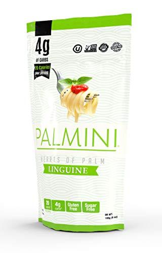 Palmini Low Carb Pasta | 4g of Carbs |1 Unit Pouch 12 Oz.