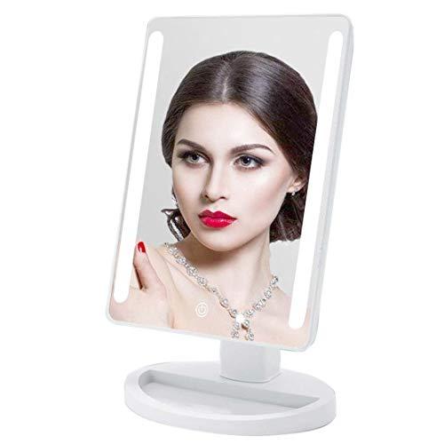 Espejo Con Luz Maquillaje marca Rabbitstorm