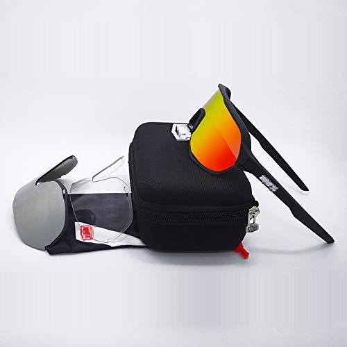ZYQDRZ Champion Commemorative Polarized Cycling Glass, TR90 Totalmente Recubierto, Conducción De Múltiples Protección, Gafas Deportivas Unisex Al Aire Libre,#3