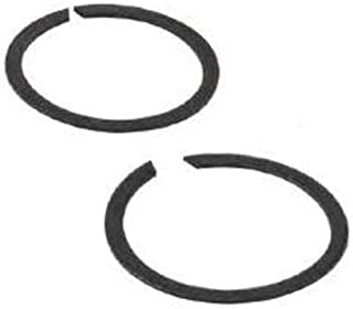 HardDrive 10 Pack Kit Exhaust Mounting Flange Retaining Rings for Harley Davids - One Size