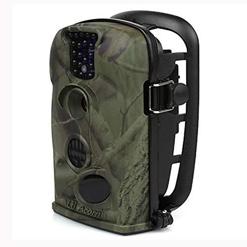 Cámara de batería Ltl Acorn 5210 con autonomía hasta de 6 meses + DVR en tarjeta SD de hasta 16 GB, visión nocturna con LED infrarrojos invisibles
