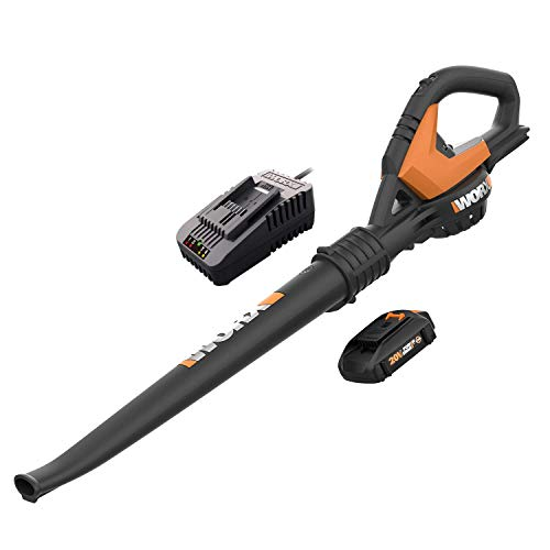 WORX WG545.6 20V 2.0Ah Cordless AIR Leaf Blower Battery and Charger Included New Mexico