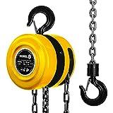 VOREL 80752 - bloque de la cadena 2000kg