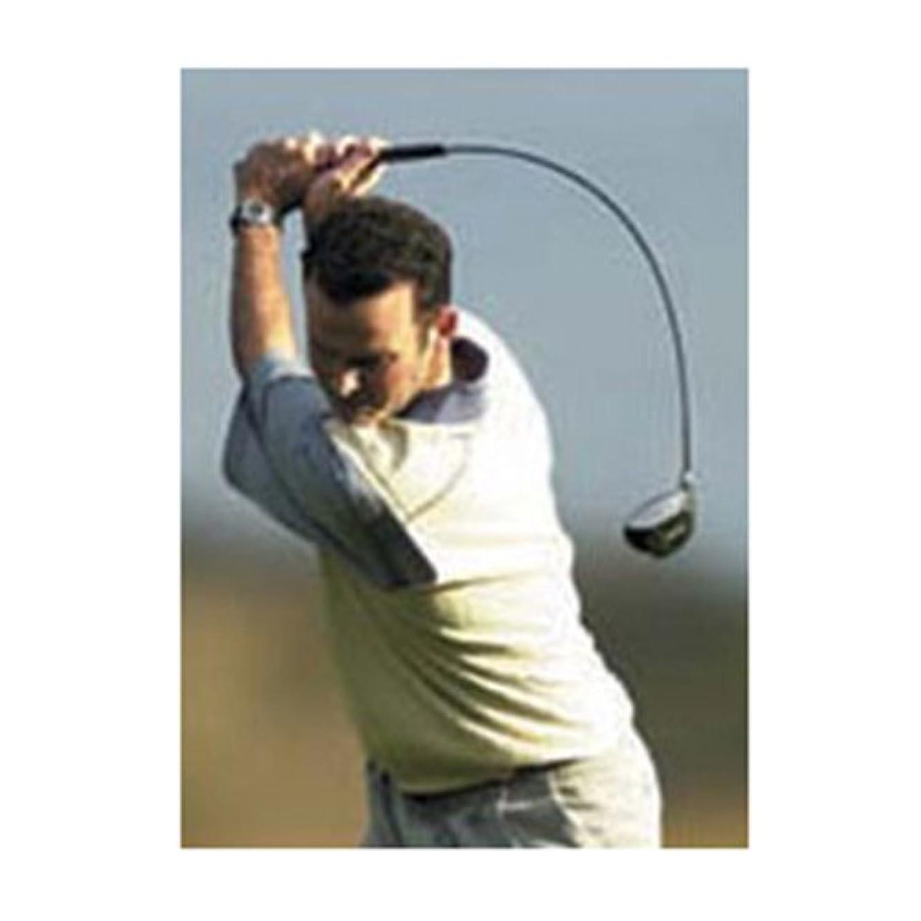 撃退する階段十二テンポマスター/230㏄/ドライバー/練習用ゴルフスイングトレーナー