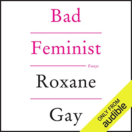 Bad Feminist audiobook cover art