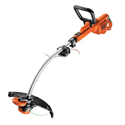 Black + Decker GL9035GB Electric Strimmer Grass Trimmer, 900 W, 35