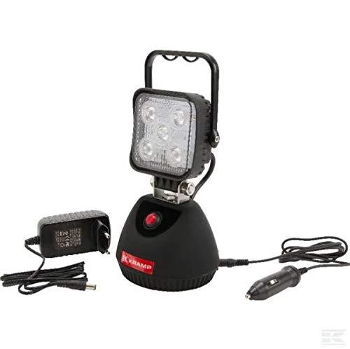 Kramp LED Arbeitsscheinwerfer Aufladbar 15W 900lm LA80001