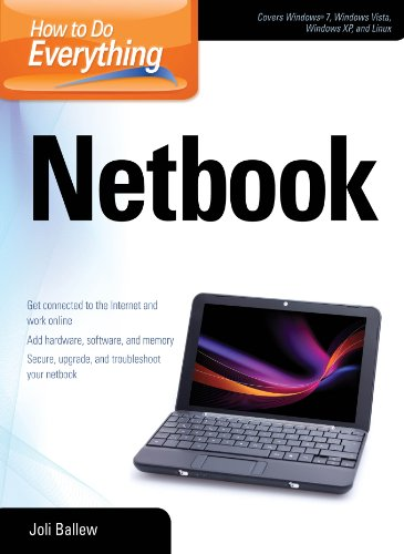 How to Do Everything Netbook (English Edition)