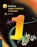 Cuaderno 1 Lengua Castellana y Litertura 5º Primaria (Superpixépolis) - 9788426393548