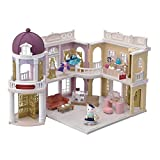 Calico Critters Town Series Grand Department Store Gift Set, Fashion Dollhouse Playset, Figure, Furniture and Accessories Included