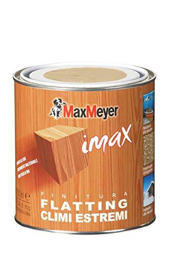 MaxMeyer Flatting a solvente per interni ed esterni Climi Estremi INCOLORE 0,75 L