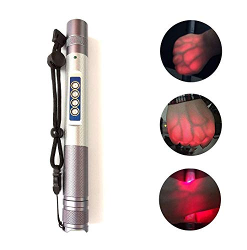 Check Out This ZAMAY Vein Finder Viewer for Doctor Nurse- Handheld Vascular Display Instrument