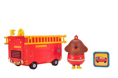Hey Duggee Rescue Vehicle with Resc…