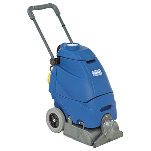 Review Clarke Clean Track 12 Carpet Extractor