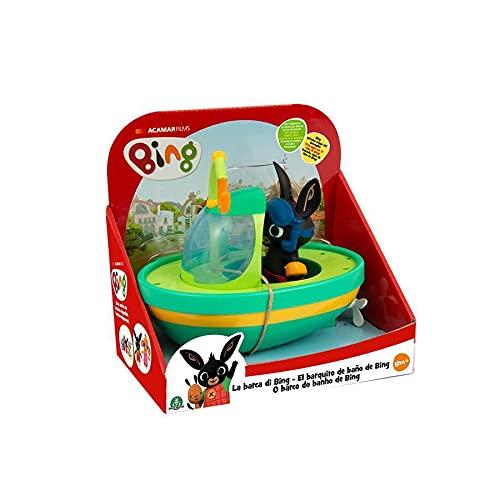 Giochi Preziosi- Bing Barca, Multicolore, BNG34000