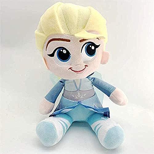NC87 Juguete de Peluche, Juguetes de Peluche de Princesa Joven, Figuras de Dibujos Animados de películas, muñecos Infantiles, Regalo de cumpleaños para niñas, Juguete Suave de Juguete