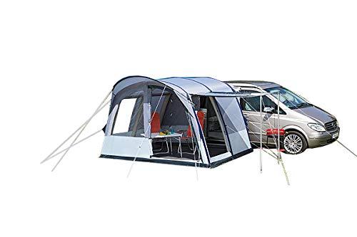 dwt Buszelt Rapid Air II 340x240cm grau freistehend Mobilzelt Vorzelt Reisezelt Outdoor Camping aufblasbar