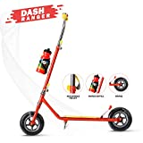 Archana Power Ranger 2 Wheeler Scooter for Kids with Sipper Stand n Bell