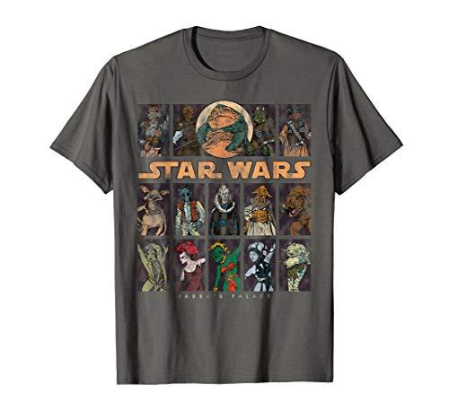 Star Wars Fan Fave Jabba's Palace T-Shirt