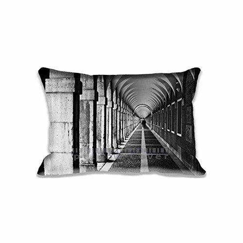"""Castle Hallway 20""""x 30"""" Pillow Cushion Cases Dust Milt Pillow Covers For Sofa/Bedroom/Car(Twin Sides)"""