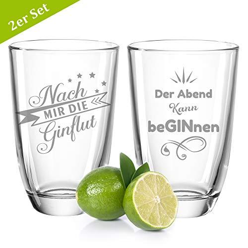 GRAVURZEILE Geschirr, Besteck & Gläser