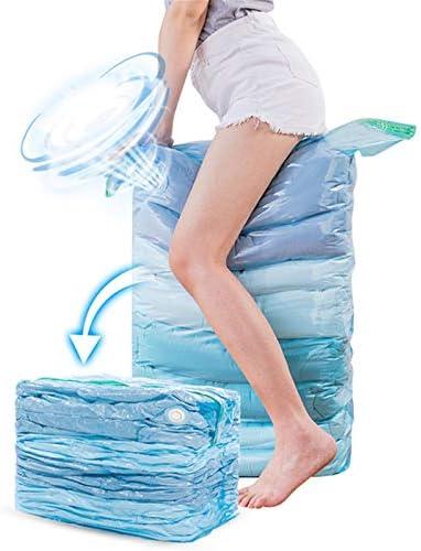 Premium Vacuum Storage Bags Space Saver Compression Bags 8 x Cube Vacuum Bags 31 x 40 x 15 No product image