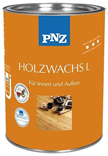 PNZ Holzwachs L, Gebinde:0.75L, Farbe:rustikal