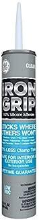 Iron Grip Clear 7.4oz