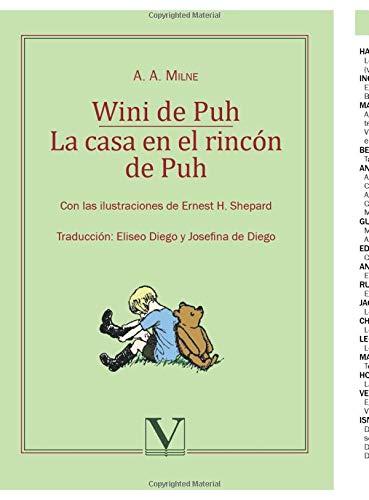 Wini de Puh: La casa en el rincón de Puh (Infantil-Juvenil)