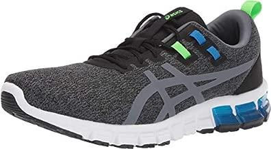 ASICS Men's Gel Quantum 90 Shoes, 10.5, Graphite Grey/Metropolis
