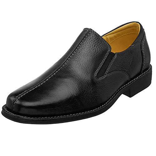 Sandro Moscoloni Men's Tampa Slip-On,Black,13 D