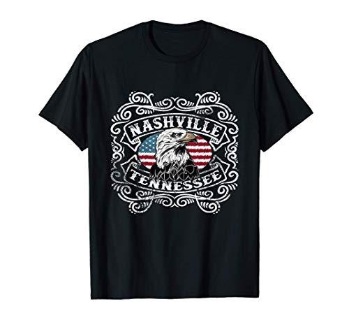 Camisetas Rockabilly Hombre Mujer Rockera Country Nashville Camiseta