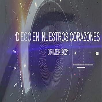 Diego en Nuestros Corazones