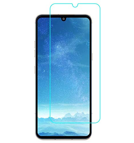 JundD Bildschirmschutzfolie für LG V60 ThinQ 5G, 6 Stück [keine vollständige Abdeckung] HD Clear Schutzfolie für LG V60 ThinQ 5G, kristallklare Folie, 6 Packungen