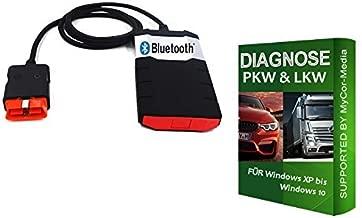 MyCor-Media Professional Diagnostic Device Truck & CAR OBD OBD2 for Audi VW BMW