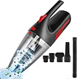 MIDMART Car Vacuum Cleaner Strong Suction High Power Wet &...