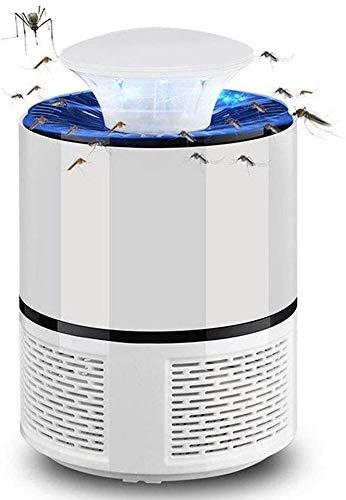 ZCHAO® 1 PCS Elektrisch beweegbare muggenlamp USB Quiet, LED elektronische muggenwerende licht fysische muggenbeschermer lamp voor kampeerders tent, binnenhuiskantoor buiten