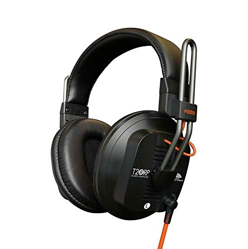 Fostex T20RP MK3professionale studio cuffie, aperto T20RP Nero