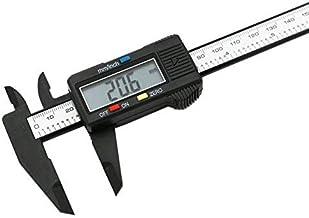 Generic LSHAZI03590 New 150Mm 6Inch Lcd Digital Electronic Carbon Fiber Vernier Caliper Gauge Micrometer