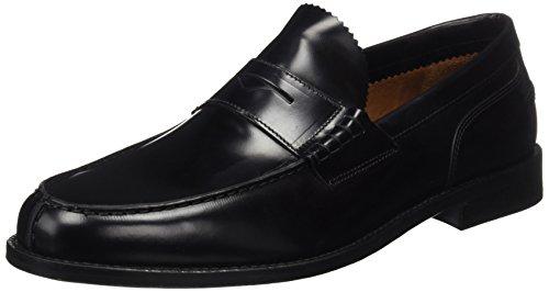 Lottusse L6902, Zapatos Hombre, Negro, 43 EU