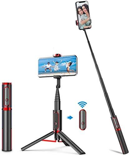 Universele telefoonstandaard, Selfie Stick Draagbare Bluetooth Live Vlog Statief Opvouwbare Uitschuifbare Monopod voor 11 X Huawei Telefoon