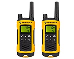 Motorola TLKR T80 Extreme PMR radio volgens IPx4 (weerbestendig, bereik tot 10 km)*