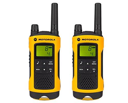 Motorola 59T80EXPACK - Walkie-talkie radio emisor y receptor PMR