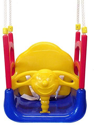 Izzy Baby-Schaukel 3-in-1 Kinder mitwachsend, Abnehmbarer Bügel, Schaukelsitz - 6