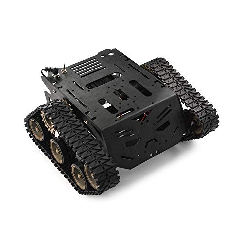 DFROBOT Devastator Tank Mobile Roboterplattform Roboterplattform (Metall-Gleichstromgetriebemotor)